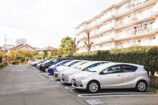 マンションの空き駐車場
