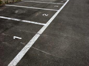 月極駐車場
